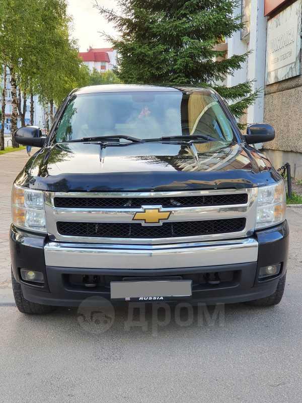 Chevrolet Silverado, 2008 год, 1 700 000 руб.