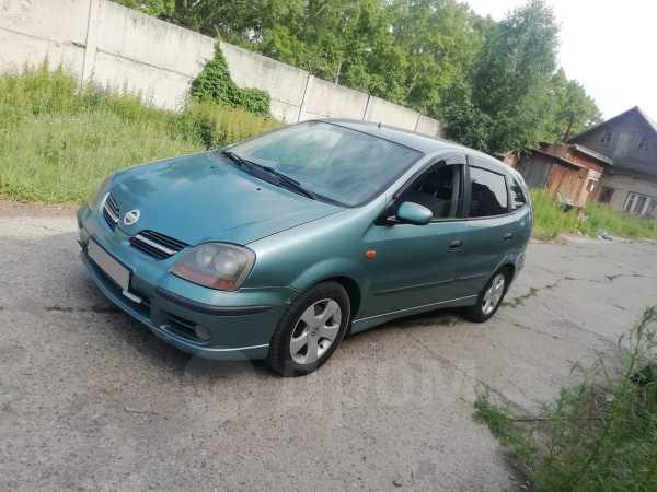 Nissan Tino, 2001 год, 299 999 руб.