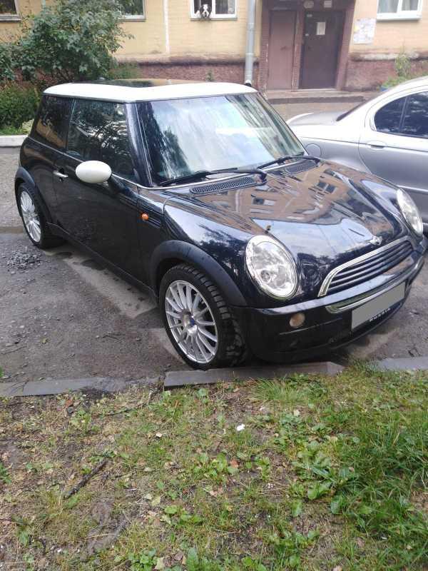 Mini Hatch, 2002 год, 320 000 руб.