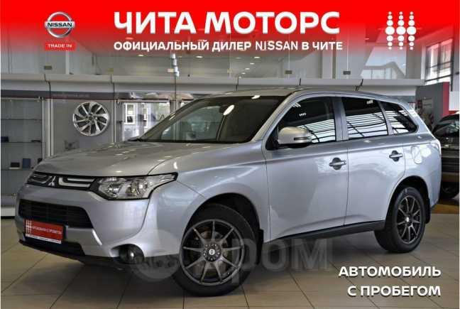 Mitsubishi Outlander, 2013 год, 960 000 руб.