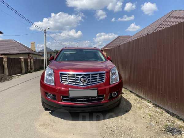 Cadillac SRX, 2015 год, 1 500 000 руб.