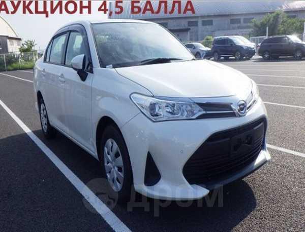 Toyota Corolla Axio, 2018 год, 730 000 руб.