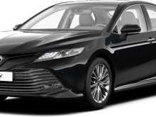Новороссийск Toyota Camry 2020