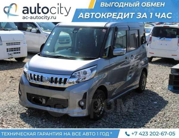 Mitsubishi eK Wagon, 2015 год, 390 000 руб.