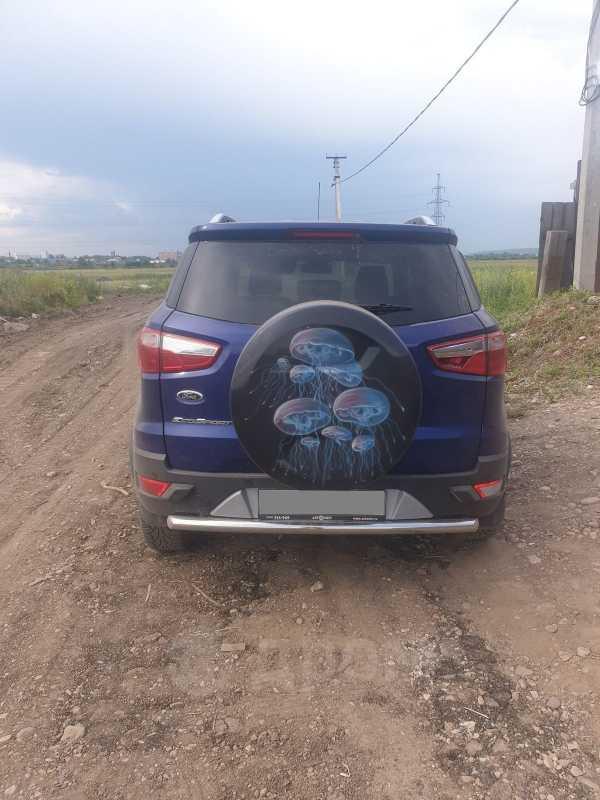 Ford EcoSport, 2016 год, 800 000 руб.