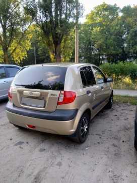 Курск Hyundai Getz 2008