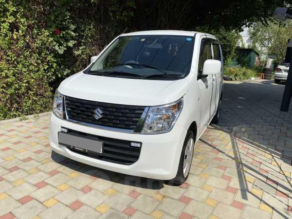 Suzuki Wagon R, 2015 год, 380 000 руб.