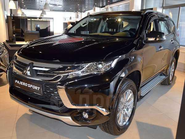 Mitsubishi Pajero Sport, 2019 год, 2 770 000 руб.