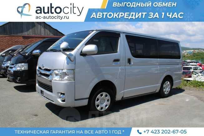 Toyota Hiace, 2014 год, 1 685 000 руб.