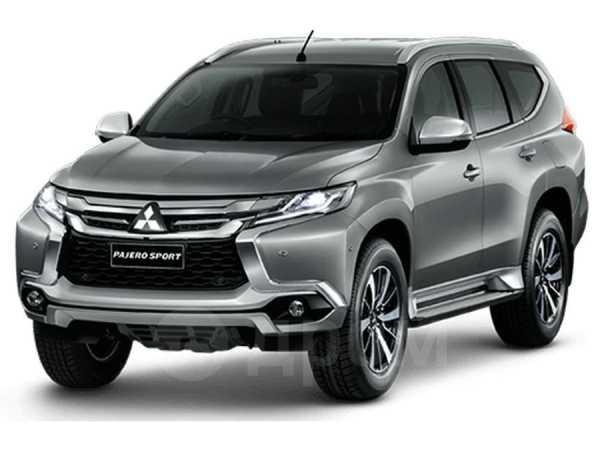 Mitsubishi Pajero Sport, 2020 год, 2 624 000 руб.