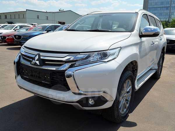 Mitsubishi Pajero Sport, 2019 год, 2 742 000 руб.
