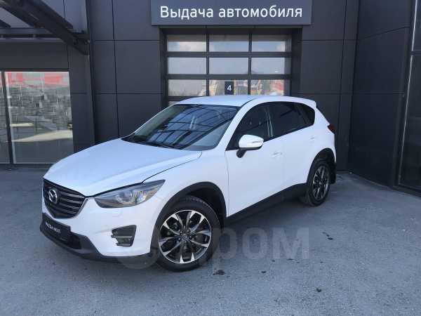 Mazda CX-5, 2016 год, 1 575 000 руб.