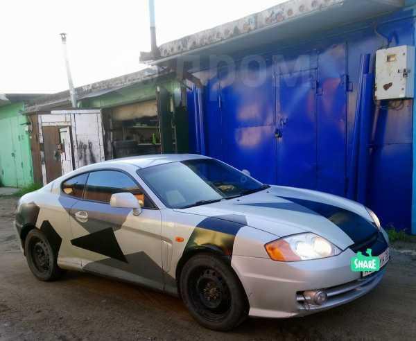 Hyundai Coupe, 2002 год, 190 000 руб.