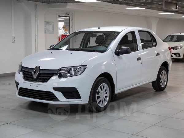 Renault Logan, 2020 год, 811 365 руб.