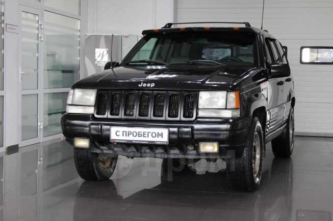 Jeep Grand Cherokee, 1995 год, 187 000 руб.