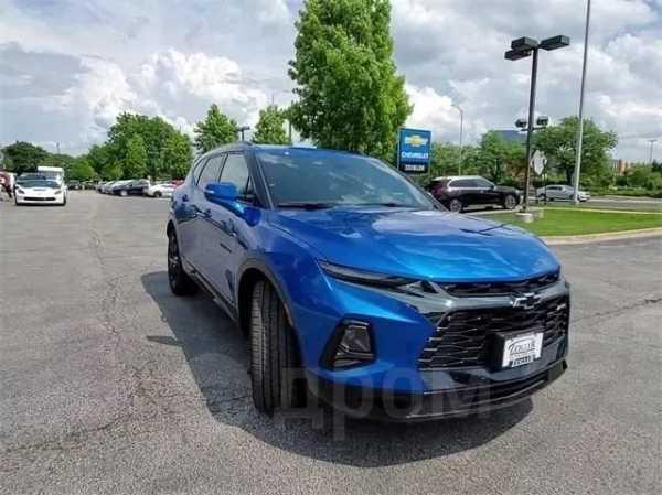 Chevrolet Blazer, 2019 год, 4 499 999 руб.