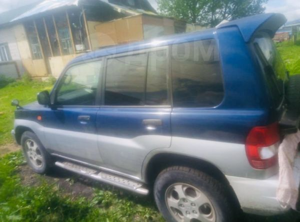 Mitsubishi Pajero iO, 1999 год, 100 000 руб.