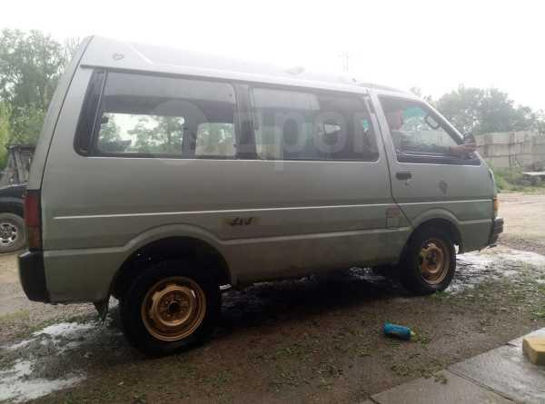 Nissan Vanette, 1987 год, 45 000 руб.