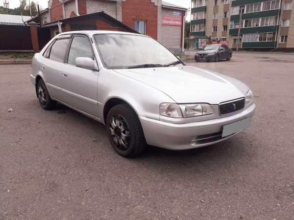 Toyota Sprinter, 1997 год, 215 000 руб.