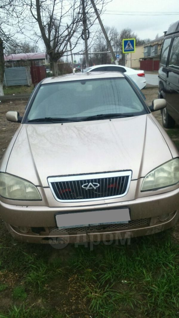 Chery Amulet A15, 2007 год, 90 000 руб.