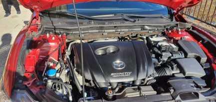 Сочи Mazda6 2013