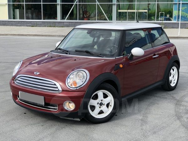 Mini Hatch, 2008 год, 550 000 руб.