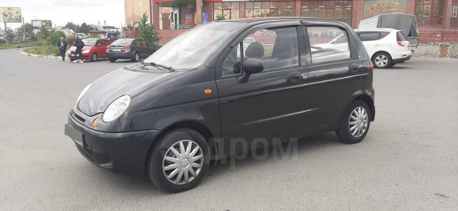 Daewoo Matiz, 2011 год, 118 000 руб.