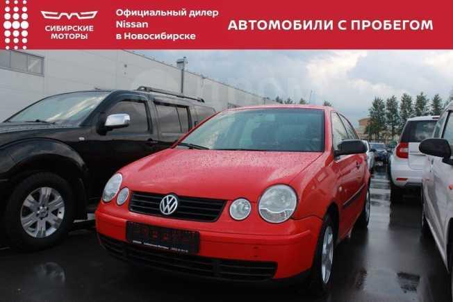 Volkswagen Polo, 2003 год, 130 000 руб.