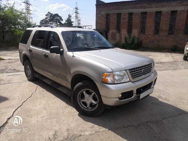 Ford Explorer, 2004 год, 470 000 руб.