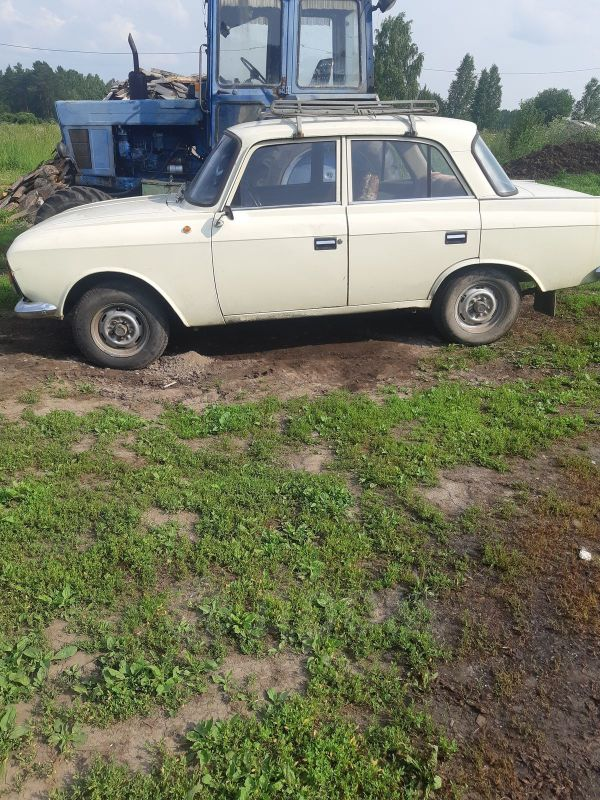 Москвич 412, 1990 год, 27 000 руб.