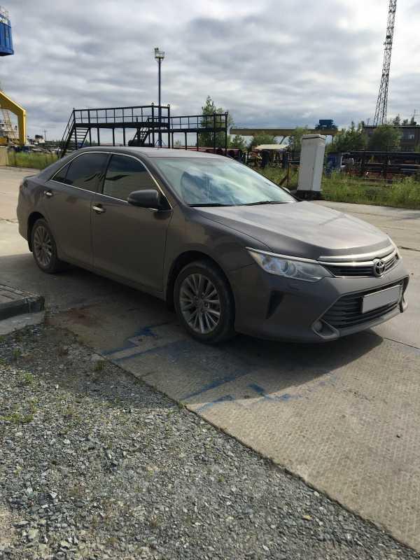 Toyota Camry, 2015 год, 1 435 000 руб.