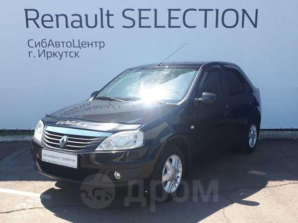 Renault Logan, 2012 год, 309 000 руб.