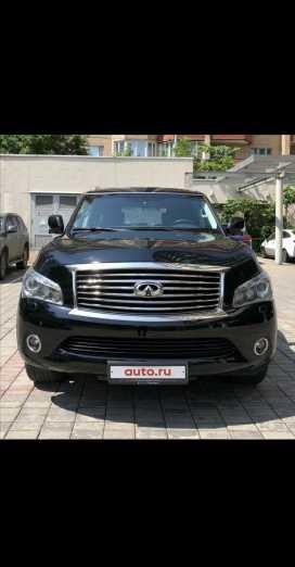 Краснодар QX56 2012