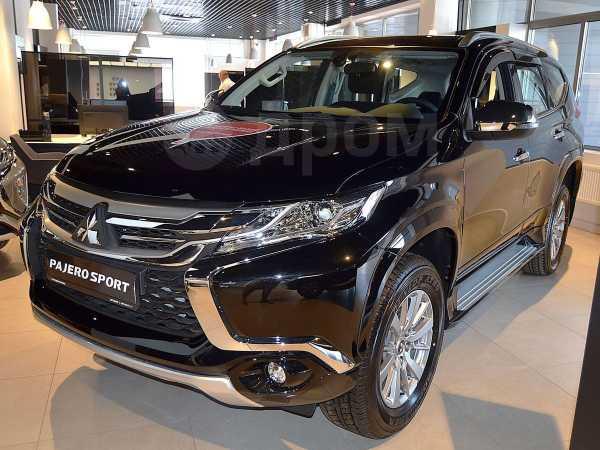 Mitsubishi Pajero Sport, 2019 год, 2 973 000 руб.