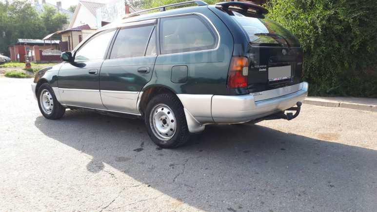Toyota Corolla, 1996 год, 123 000 руб.