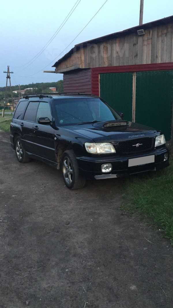 Subaru Forester, 2000 год, 415 000 руб.