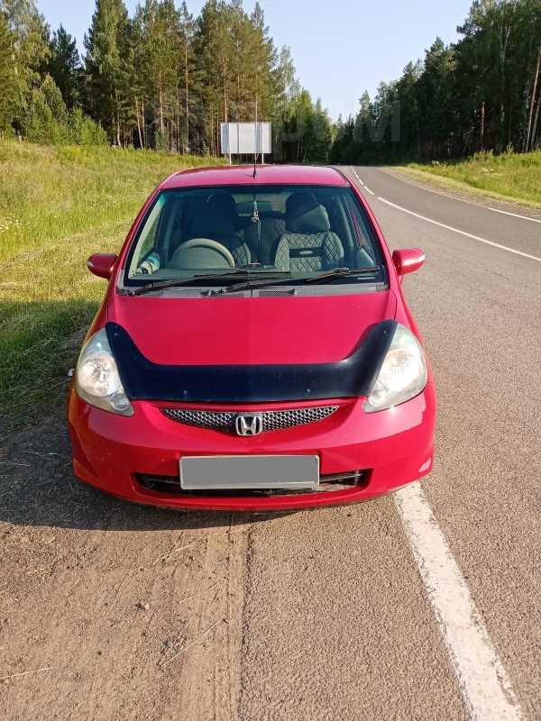 Honda Fit, 2006 год, 310 000 руб.