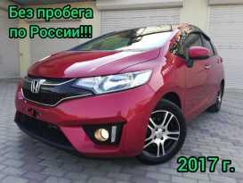 Краснодар Honda Fit 2017
