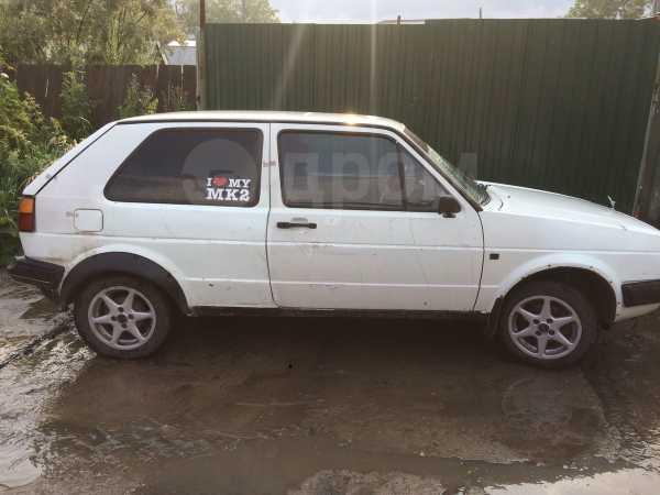 Volkswagen Golf, 1985 год, 65 000 руб.