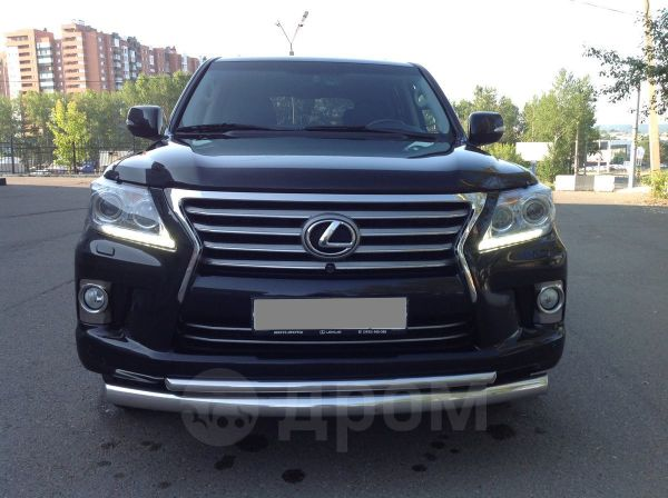 Lexus LX570, 2012 год, 2 950 000 руб.