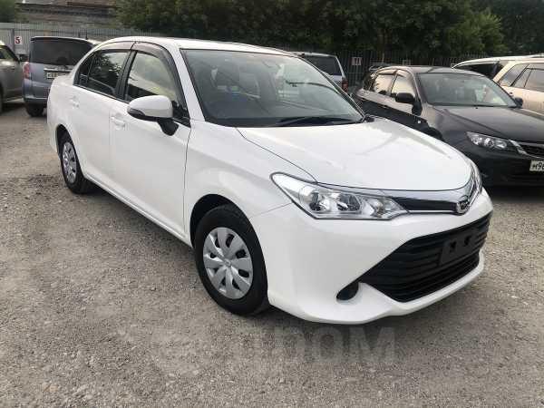 Toyota Corolla Axio, 2016 год, 610 000 руб.