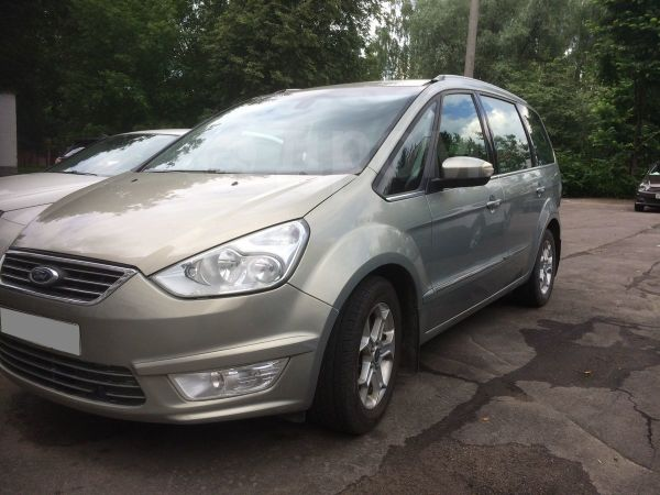 Ford Galaxy, 2010 год, 620 000 руб.