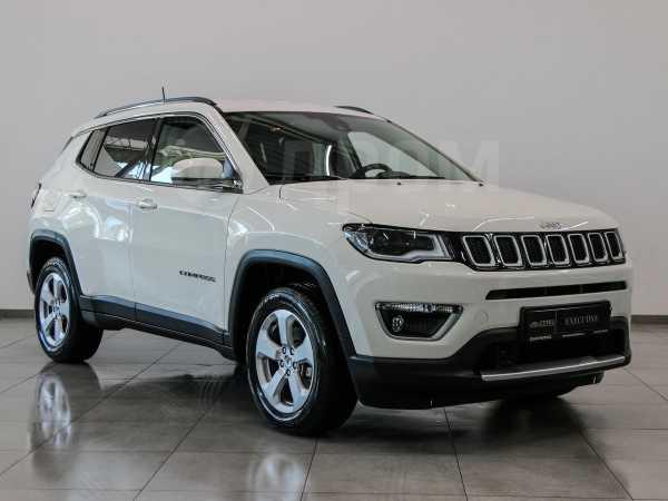 Jeep Compass, 2018 год, 2 500 000 руб.