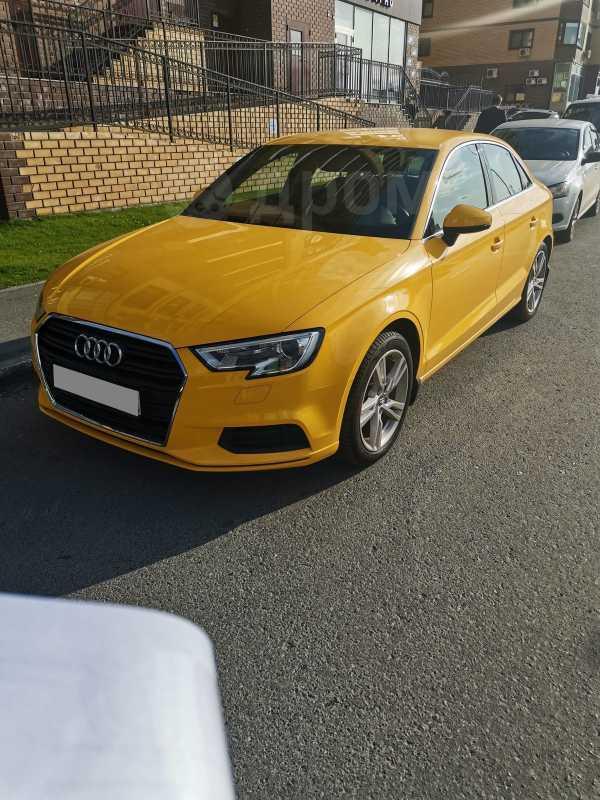 Audi A3, 2017 год, 1 300 000 руб.