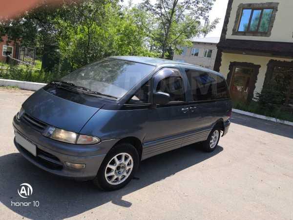 Toyota Estima Lucida, 1992 год, 144 000 руб.