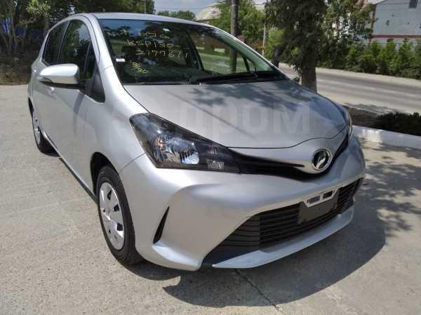 Toyota Vitz, 2016 год, 507 000 руб.