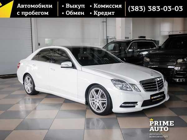 Mercedes-Benz E-Class, 2012 год, 990 000 руб.