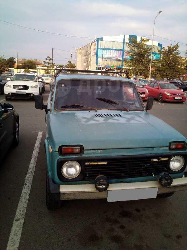 Лада 4x4 2121 Нива, 1991 год, 85 000 руб.