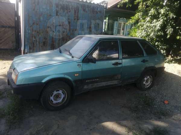 Лада 2109, 1999 год, 25 000 руб.