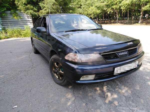 Toyota Carina, 2001 год, 185 000 руб.